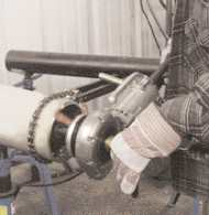 Портативная машина «Porta-Mill End Prep Machine»